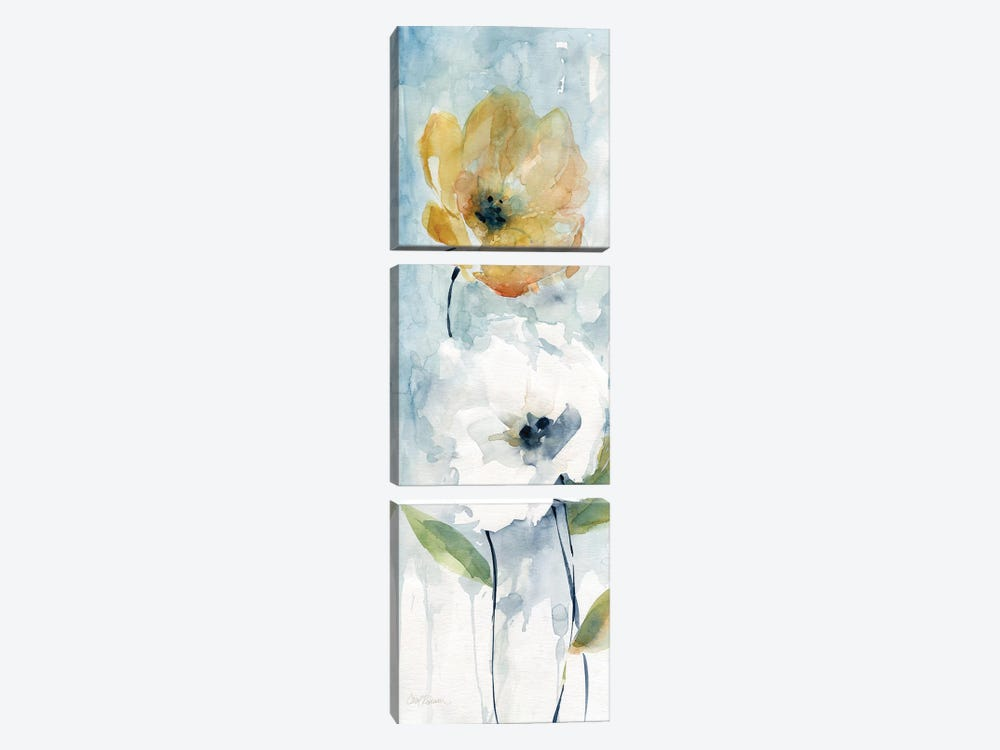 Holland Spring Blooms II by Carol Robinson 3-piece Art Print