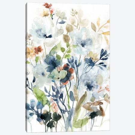 Holland Spring Mix I Canvas Print #CRO264} by Carol Robinson Canvas Art