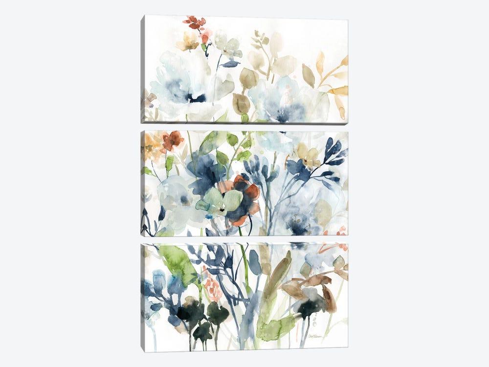 Holland Spring Mix I by Carol Robinson 3-piece Canvas Wall Art