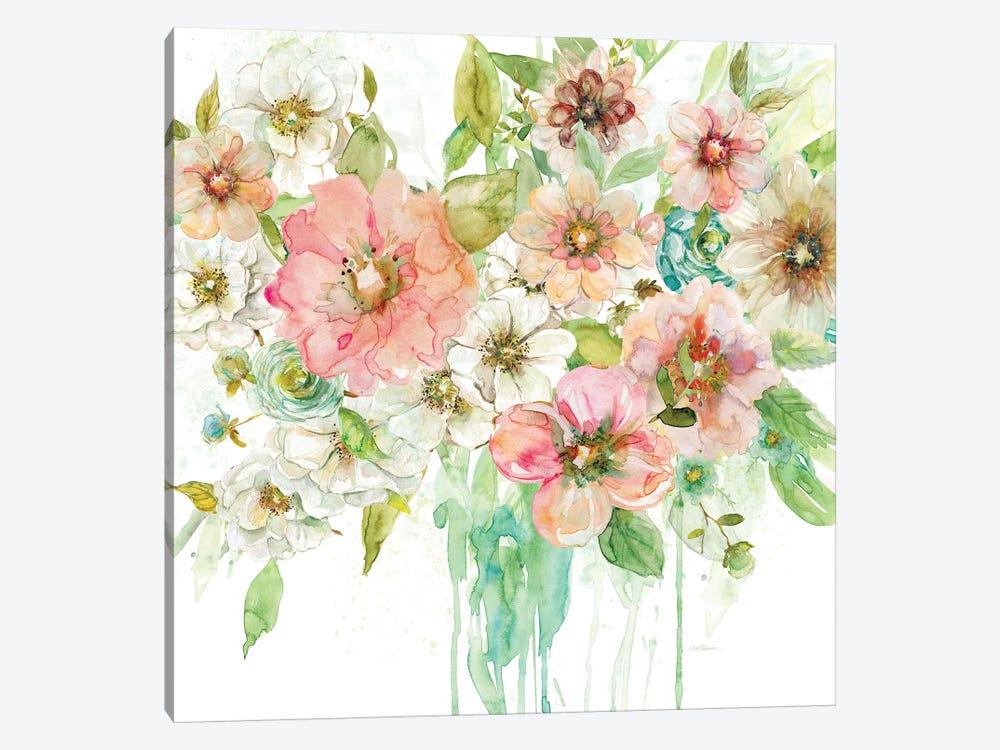 Luscious Bouquet by Carol Robinson 1-piece Canvas Art Print