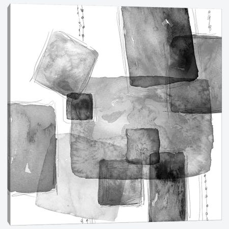 Patchlets Canvas Print #CRO281} by Carol Robinson Canvas Art Print