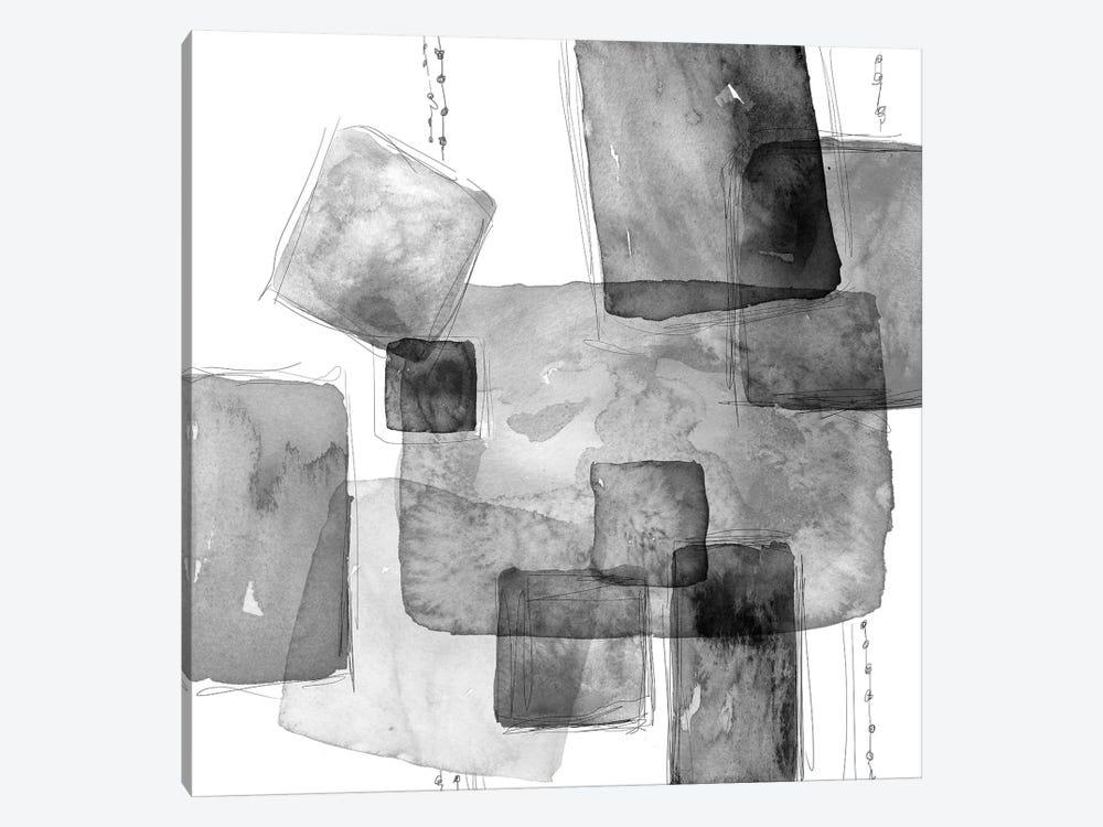 Patchlets by Carol Robinson 1-piece Canvas Print