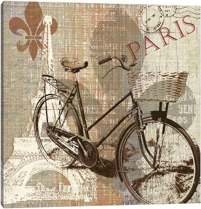 Paris Trip Canvas Art Print