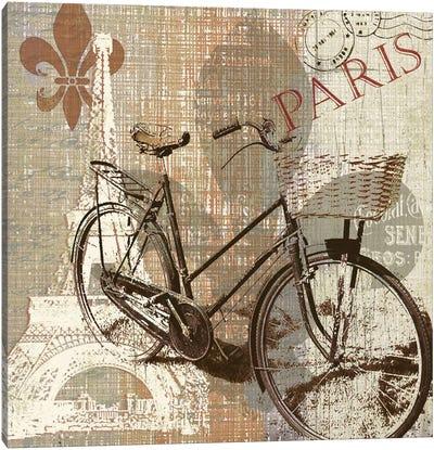 Paris Trip Canvas Print #CRO30