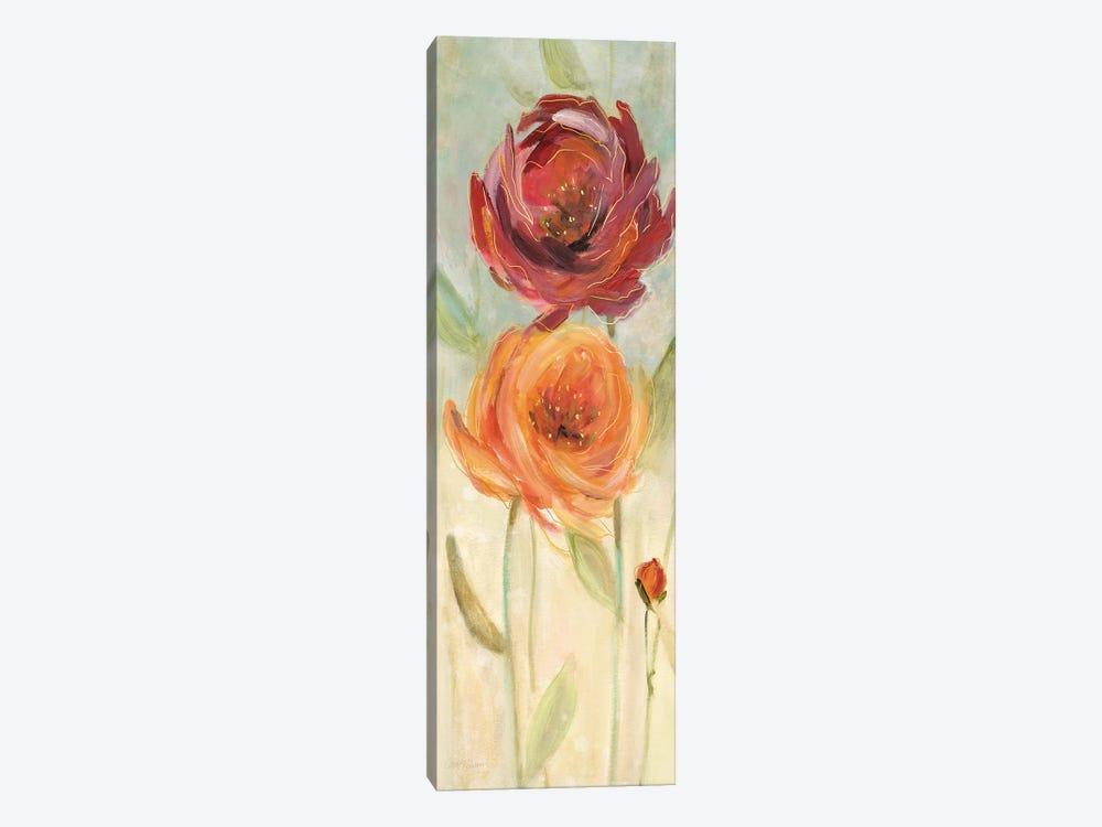 Sweet Poppies I by Carol Robinson 1-piece Art Print