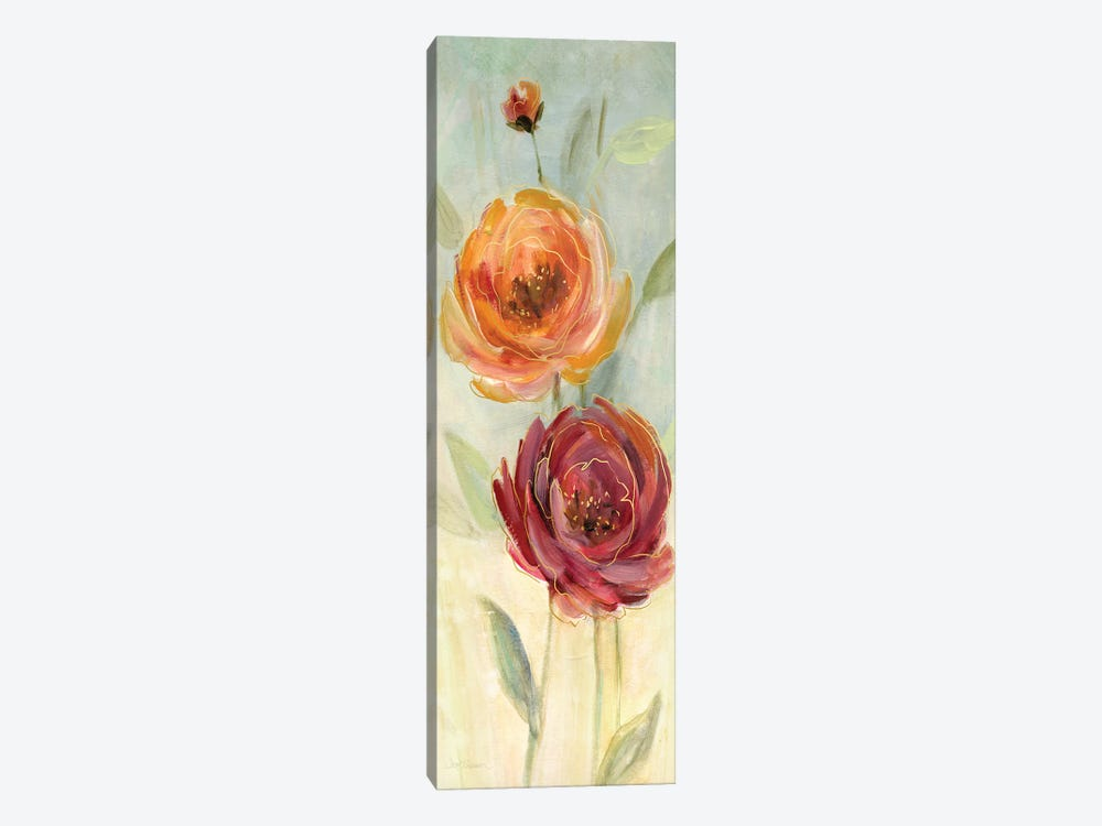 Sweet Poppies II by Carol Robinson 1-piece Canvas Art