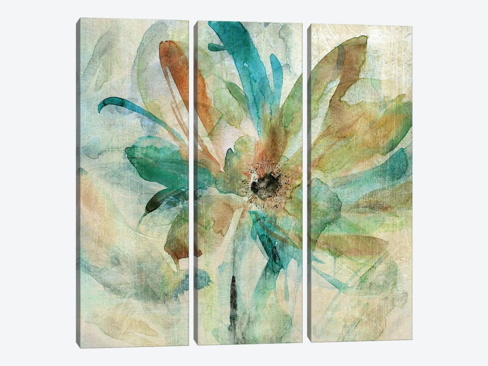 Vivid Spring by Carol Robinson 3-piece Canvas Artwork