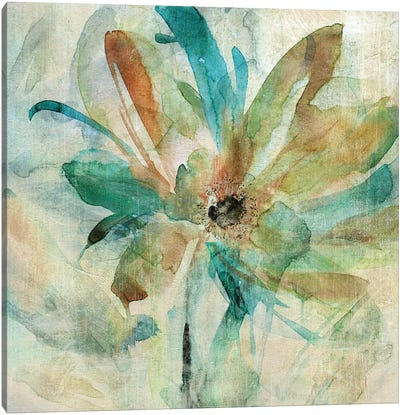 Vivid Spring Canvas Art Print