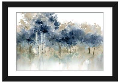 Water's Edge I Framed Art Print
