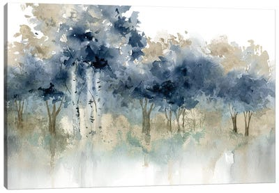 Water's Edge I Canvas Art Print