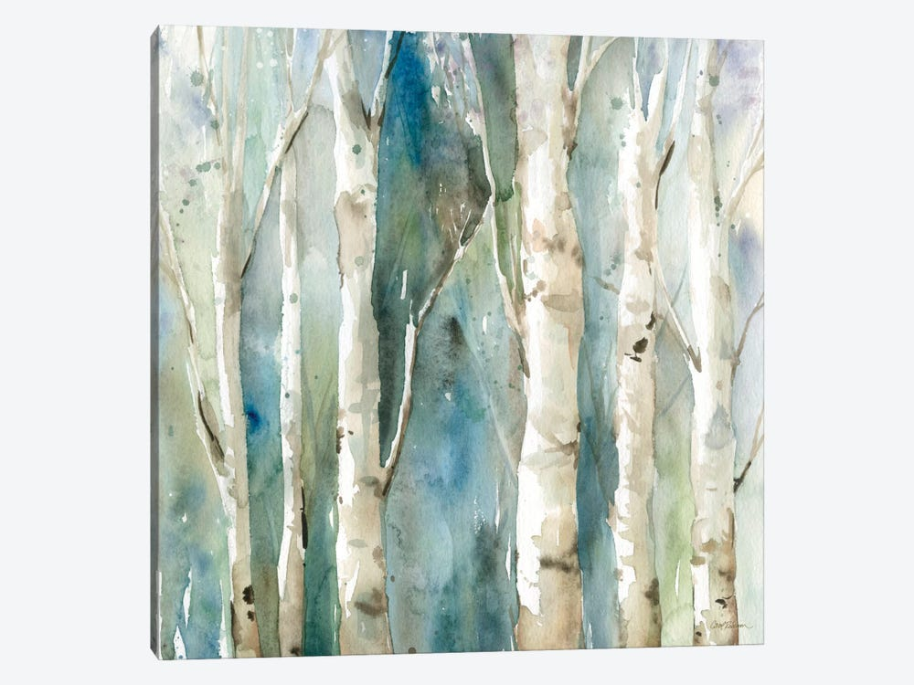River Birch I by Carol Robinson 1-piece Canvas Art Print