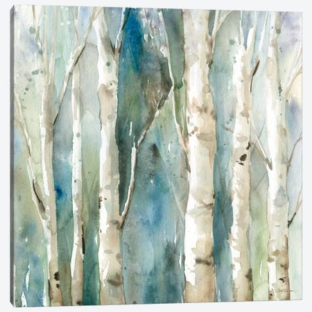 River Birch I Canvas Print #CRO31} by Carol Robinson Canvas Print