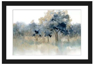 Water's Edge II Framed Art Print