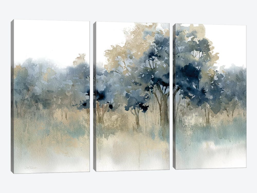 Water's Edge II by Carol Robinson 3-piece Canvas Print