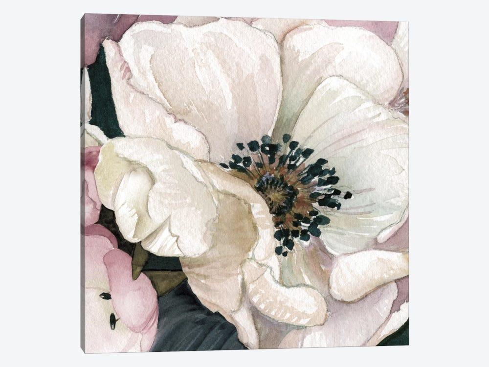 Anemone Study III by Carol Robinson 1-piece Canvas Art