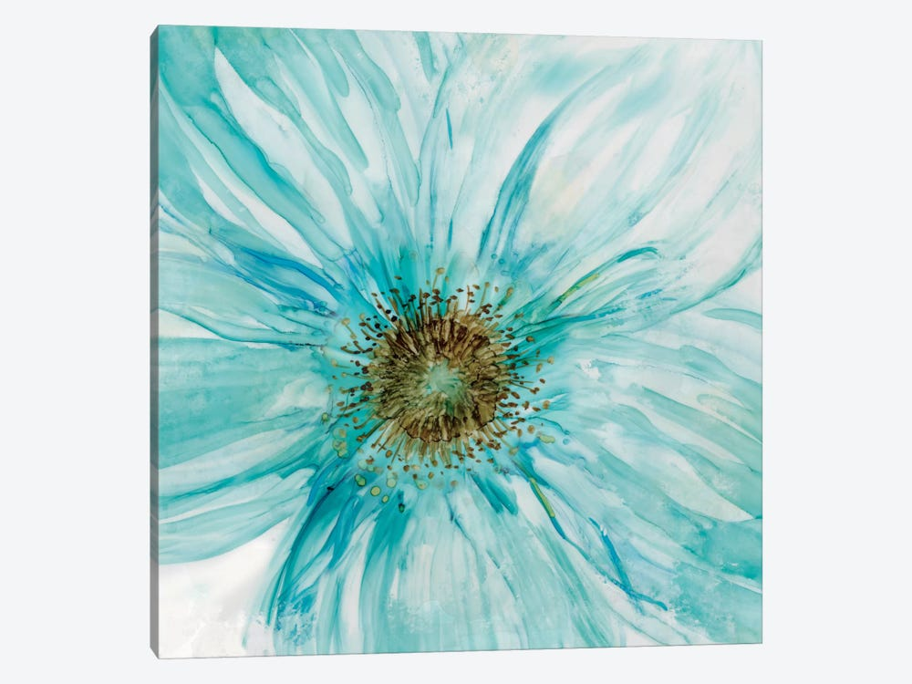 Bold Blue I by Carol Robinson 1-piece Canvas Artwork