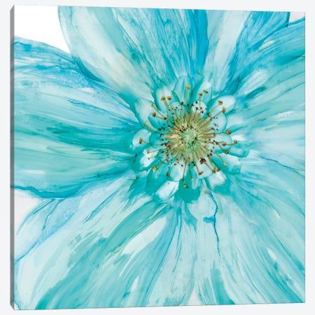 Bold Blue II Canvas Print #CRO337} by Carol Robinson Canvas Artwork