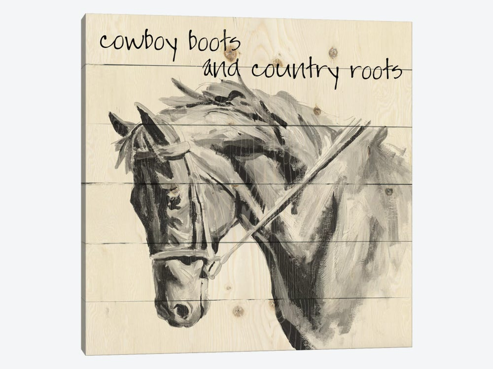 Country Roots by Carol Robinson 1-piece Canvas Wall Art