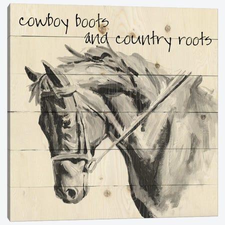 Country Roots Canvas Print #CRO341} by Carol Robinson Canvas Artwork