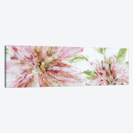 Floral Panache Canvas Print #CRO343} by Carol Robinson Canvas Artwork