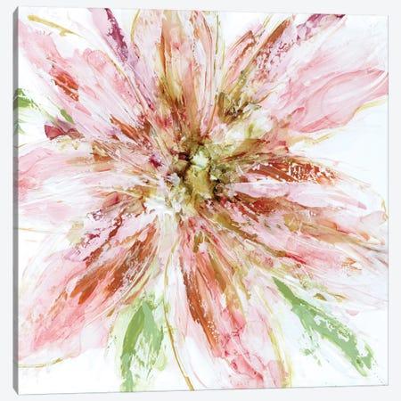 Floral Strokes I Canvas Print #CRO344} by Carol Robinson Canvas Print