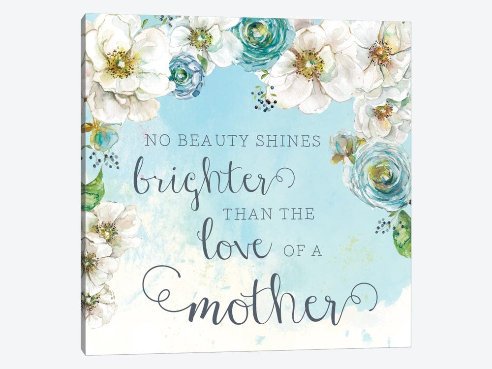 Mother's Love by Carol Robinson 1-piece Art Print