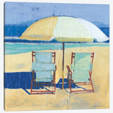 Seating For II Canvas Print #CRO36} by Carol Robinson Canvas Art