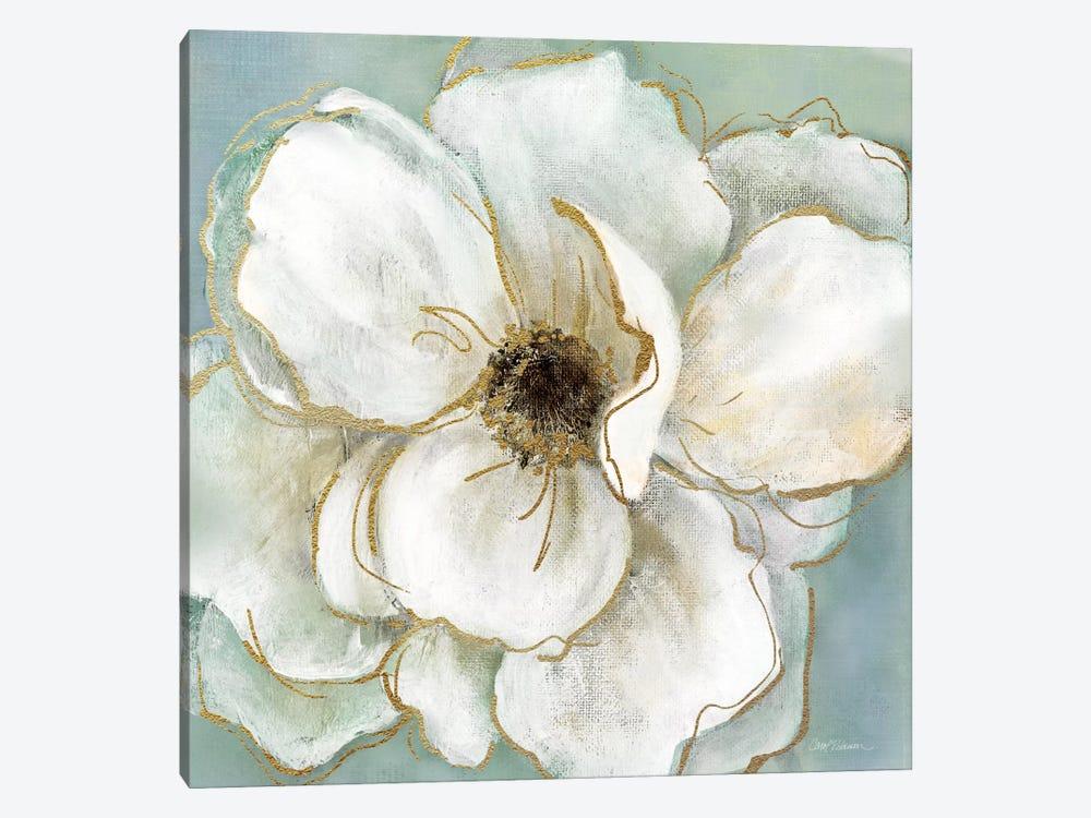 Soft Teal Splendor II by Carol Robinson 1-piece Canvas Art