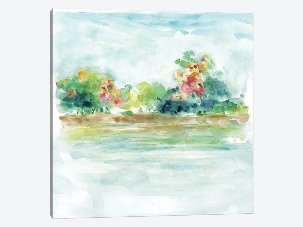 Water Garden by Carol Robinson 1-piece Canvas Print
