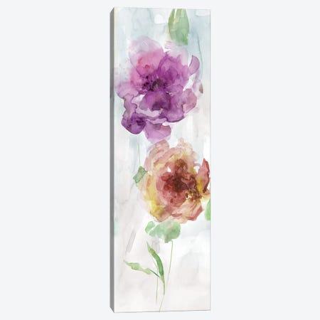 Watercolor Stems I Canvas Print #CRO385} by Carol Robinson Canvas Print