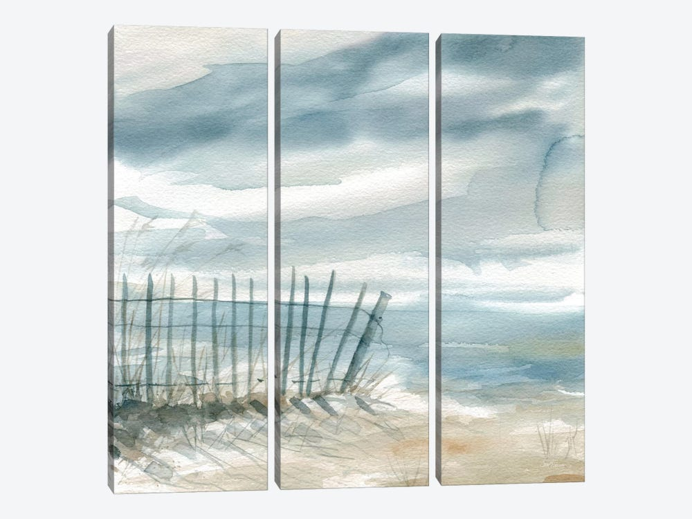 Subtle Mist I by Carol Robinson 3-piece Canvas Art