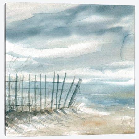 Subtle Mist I Canvas Print #CRO38} by Carol Robinson Art Print