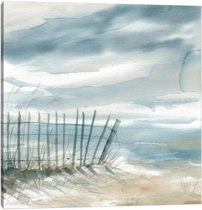 Subtle Mist I Canvas Art Print
