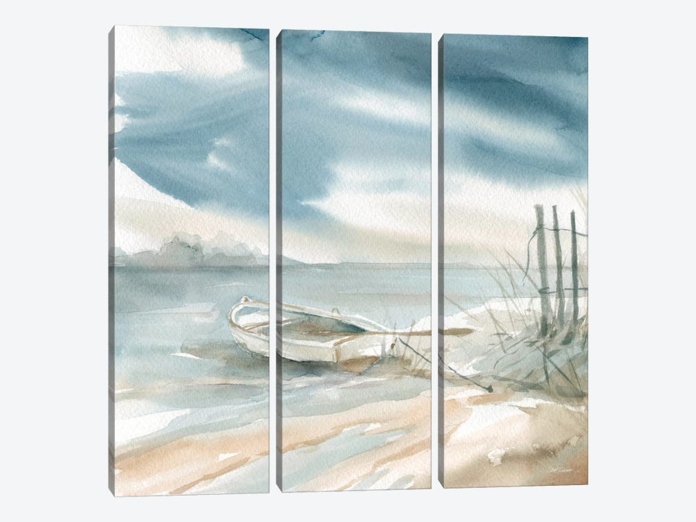 Subtle Mist II by Carol Robinson 3-piece Canvas Print