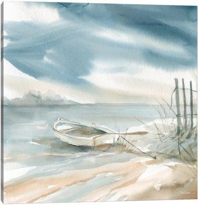 Subtle Mist II Canvas Art Print