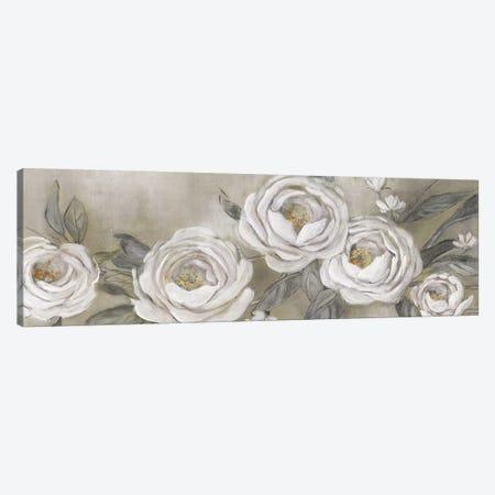 Cottage Roses Canvas Print #CRO400} by Carol Robinson Canvas Art Print