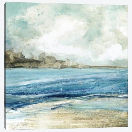 Soft Surf I Canvas Print #CRO412} by Carol Robinson Canvas Wall Art