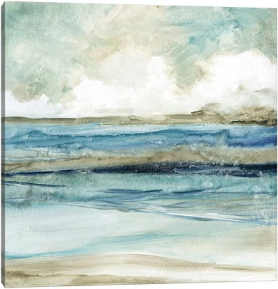 Soft Surf II Canvas Art Print