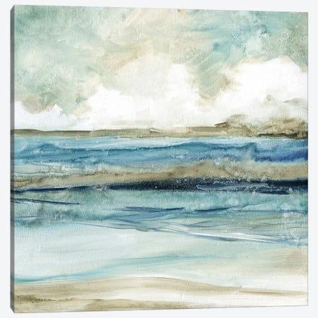 Soft Surf II Canvas Print #CRO413} by Carol Robinson Canvas Art