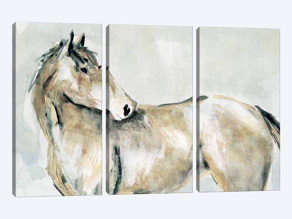 Turning Toward Home by Carol Robinson 3-piece Canvas Print