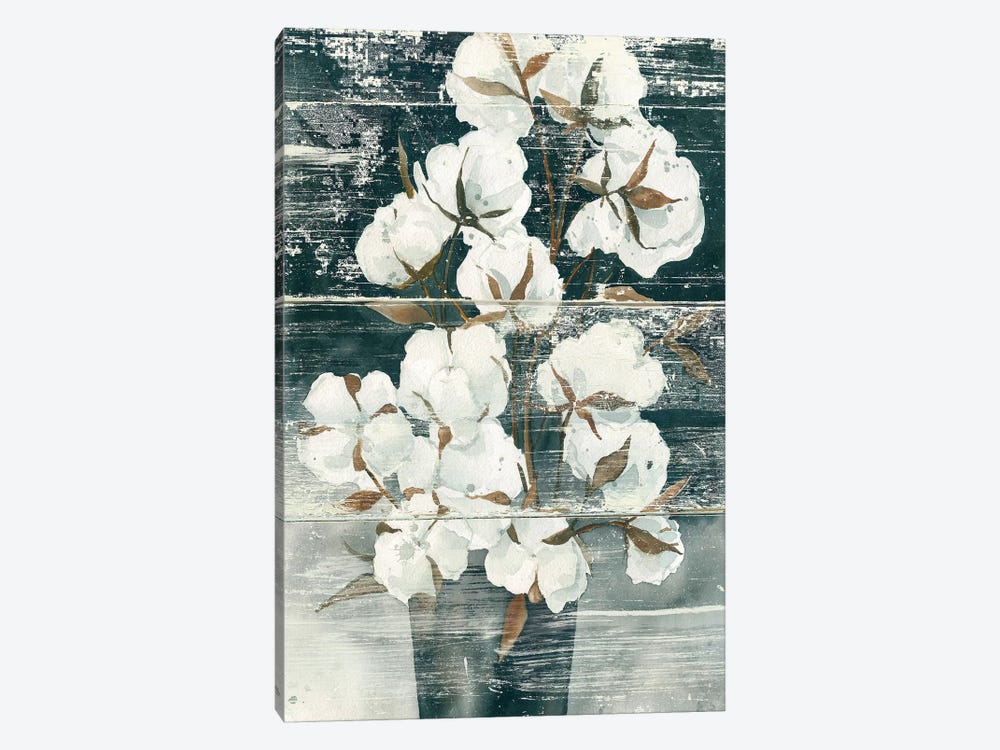 Country Cotton by Carol Robinson 1-piece Canvas Art