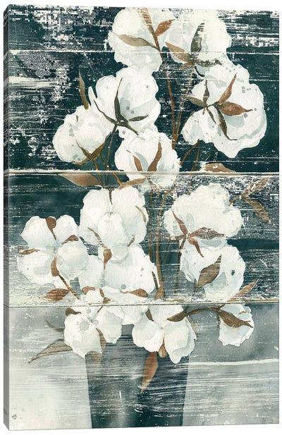 Country Cotton Canvas Art Print