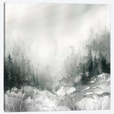 Dusk On The Mountain Canvas Print #CRO427} by Carol Robinson Canvas Art