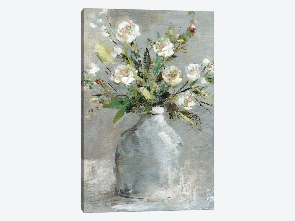Country Bouquet I by Carol Robinson 1-piece Canvas Artwork