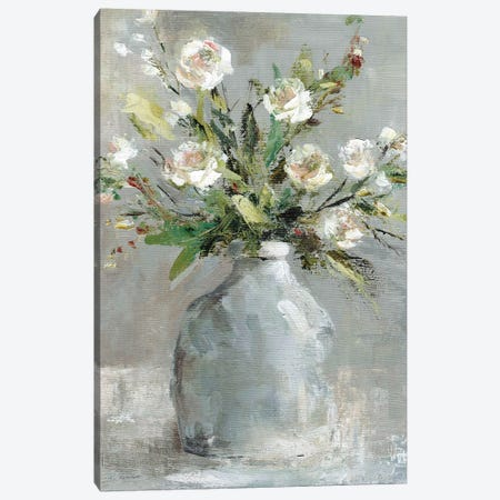 Country Bouquet I 3-Piece Canvas #CRO455} by Carol Robinson Canvas Art Print