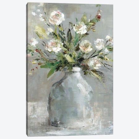 Country Bouquet I Canvas Print #CRO455} by Carol Robinson Canvas Art Print