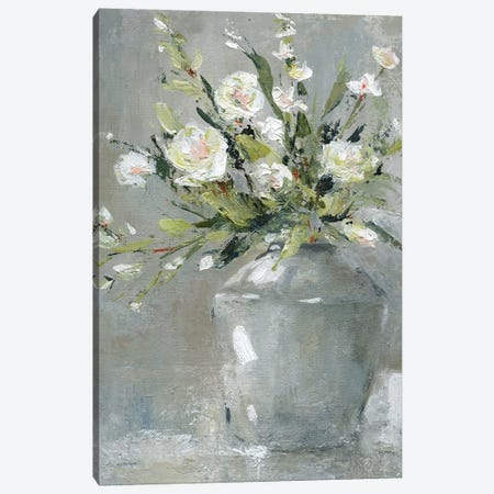 Country Bouquet II Canvas Print #CRO456} by Carol Robinson Canvas Print