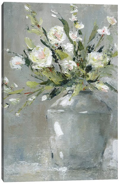 Country Bouquet II Canvas Art Print
