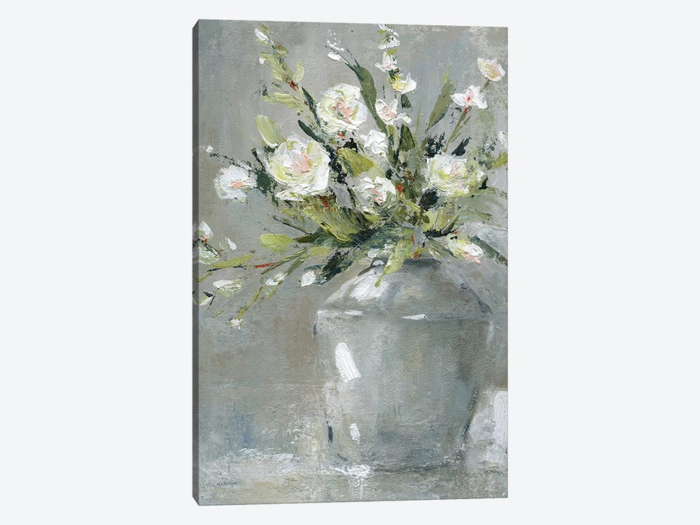 Country Bouquet II by Carol Robinson 1-piece Canvas Art Print