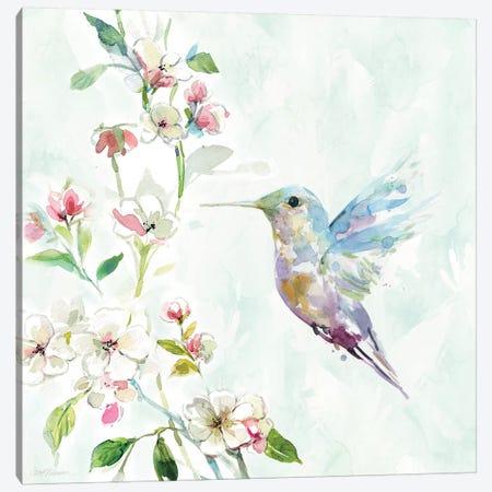 Hummingbird II Canvas Print #CRO469} by Carol Robinson Canvas Art Print
